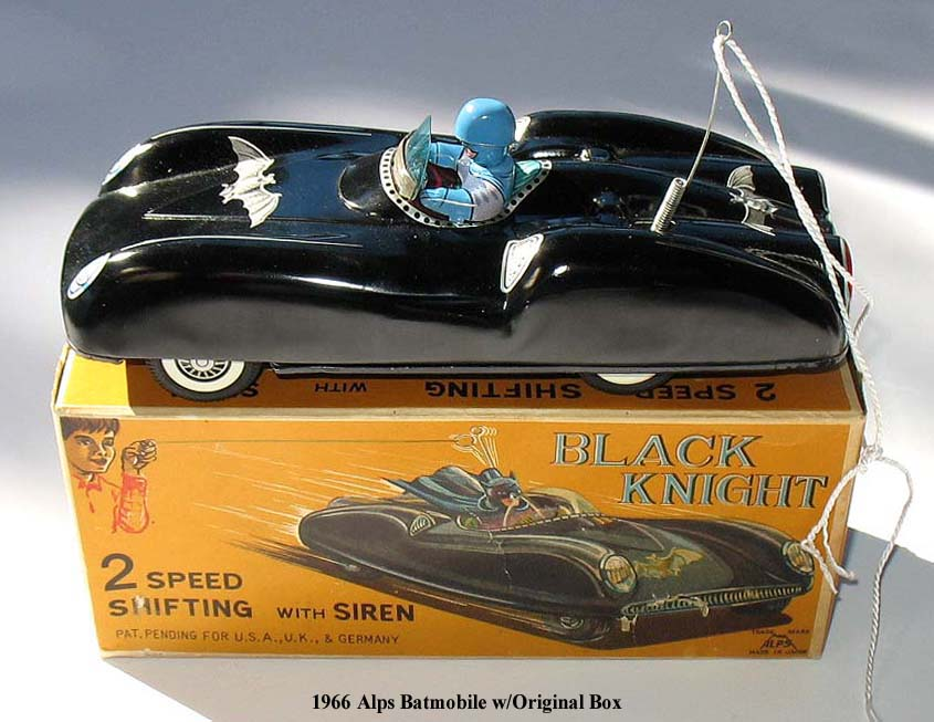 Buying 1960\'s Japanese Space Toys ~ Free Appraisals ~ Price Guide