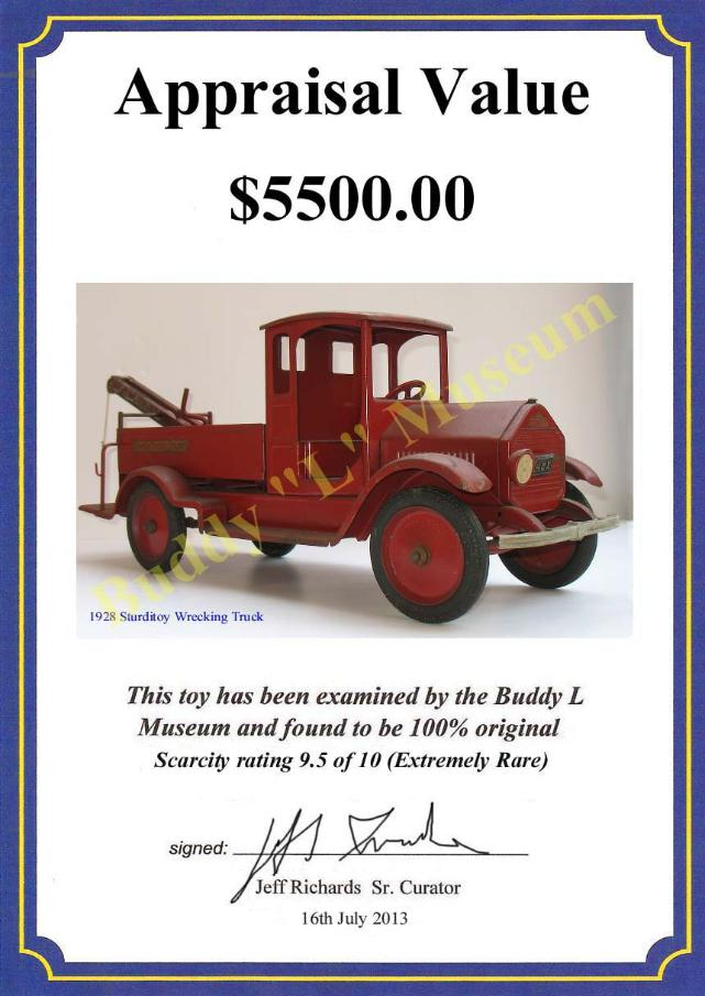 www.buddyltruck.com buying buddy l trucks email us, sturditoy truck price guide, facebook sturditoy,  buddy l cars on ebay, buddy l bus on ebay, sturditoy truck on ebay, sturditoy museum, sturditoy photo for sale,  Buddy L, sturditoy trucks for sale contact us, sturditoy ebay auction,  email us with your sturditoy truck for sale, Sturditoy Museum America's largest buyer of sturdtioy trucks Buddy L Museum paying more for sturditoy trucks, sturditoy books, sturditoy trucks for sale, buying sturditoy trucks, sturditoy photographs and all related sturdtioy company material, sturditoy parts, antique sturditoy values