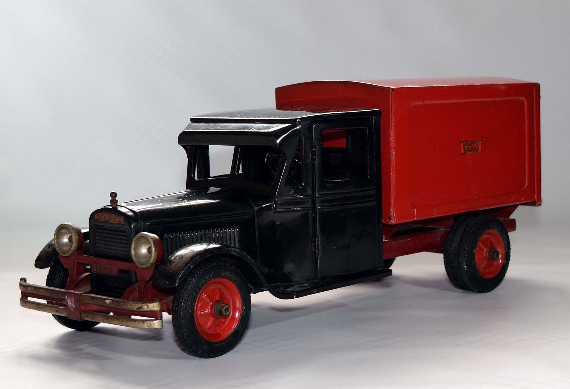 Antique Buddy L Fire Truck Wanted ~ Free Toy Appraisals