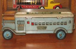 large blue keystone coast to coast bus wanted, keystone toy bus for sale, buying keystone dump trucks, keystone toys website, buying keystone toy trucks any condition,Buddy