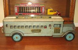 Keystone toy bus wanted, keystone coast to coast bus for sale, large blue keystone coast to coast bus wanted, ebay keystone toy bus, ebay, keystone toy values,  vintage keystone coast to coast bus, Buddy